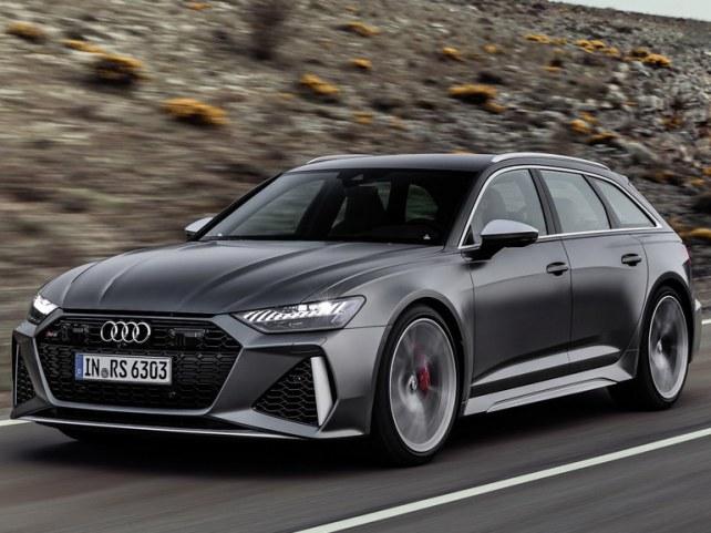 Audi RS6 универсал в Ставрополе