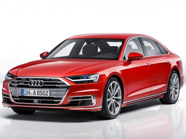 Audi A8 в Брянске