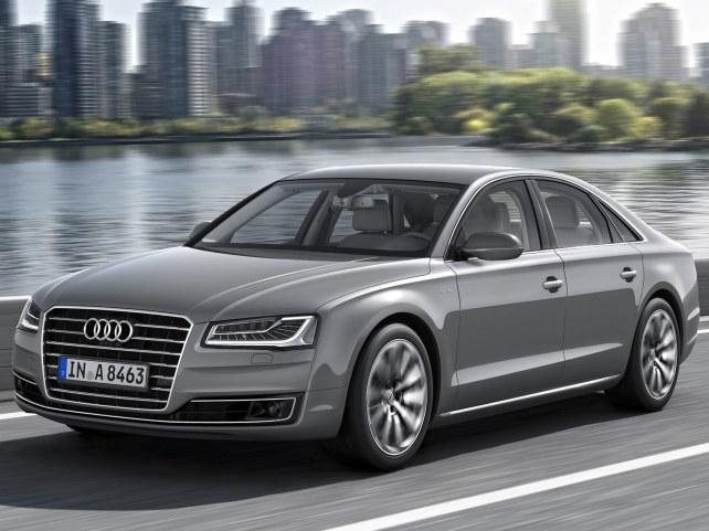 Audi A8 в Ростове-на-Дону