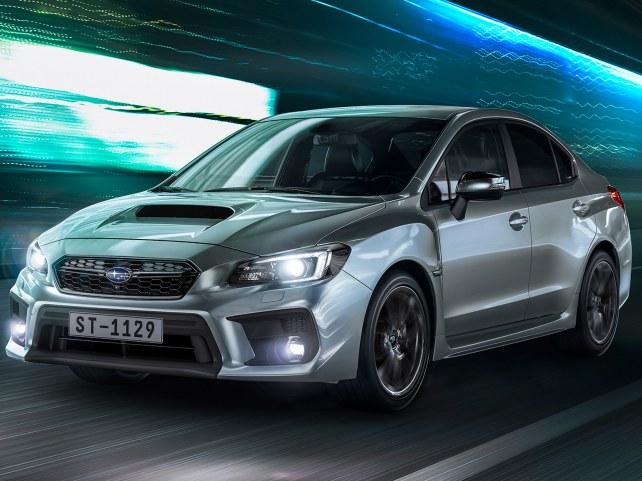 Subaru WRX в Набережных Челнах