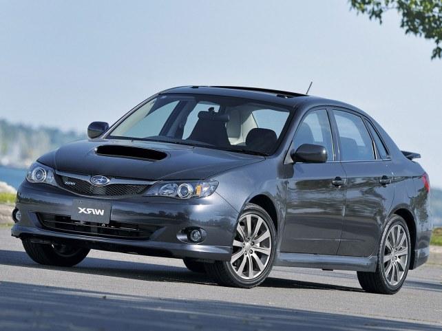 Subaru WRX седан в Москве