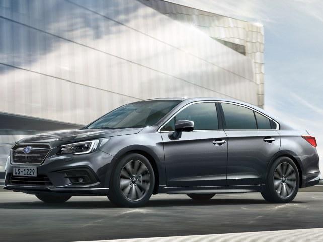 Subaru Legacy в Воронеже