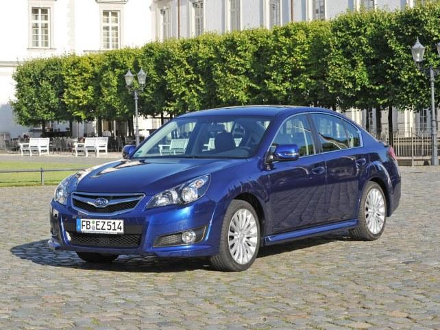Subaru Legacy в Москве