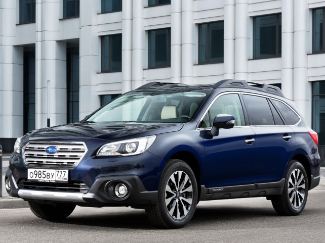 Subaru Outback в Москве
