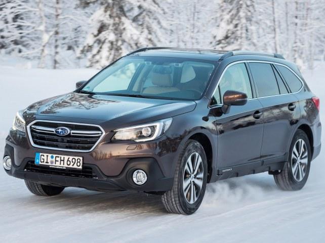 Subaru Outback в Воронеже