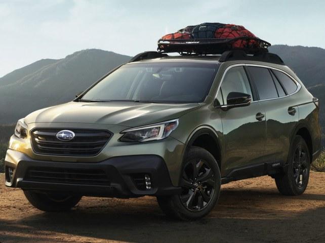Subaru Outback в Оренбурге
