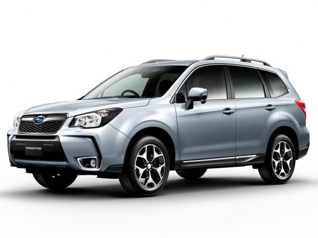 Subaru Forester в Москве