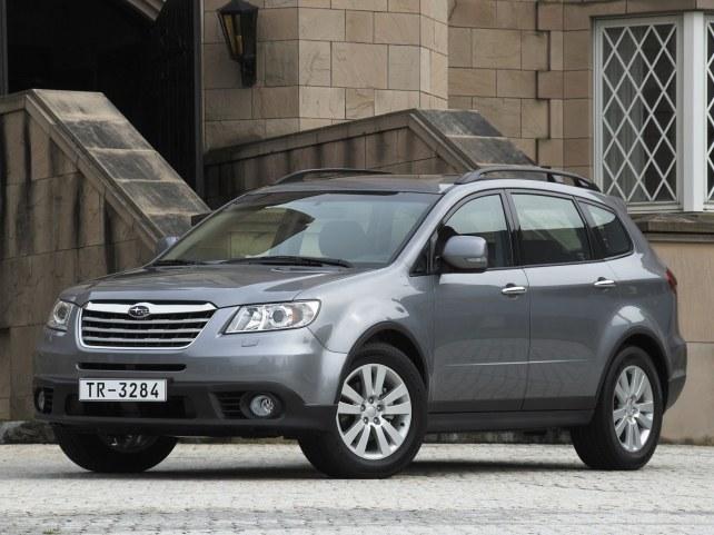 Subaru Tribeca в Москве