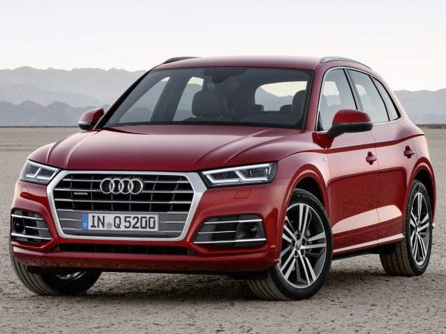 Audi Q5 в Москве