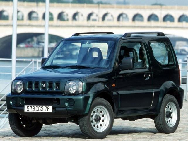 Suzuki Jimny в Москве