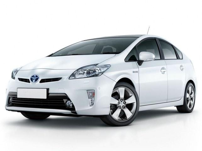 Toyota Prius в Москве