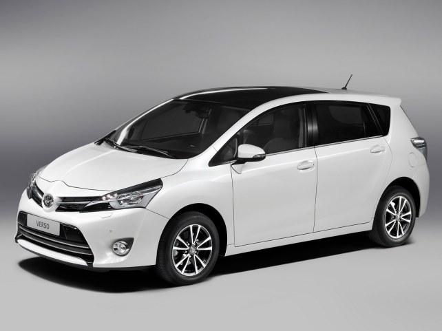 Toyota Verso в Воронеже