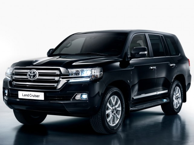 Toyota Land Cruiser 200 в Воронеже