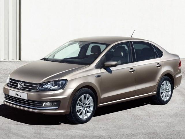 Volkswagen Polo Седан в Краснодаре