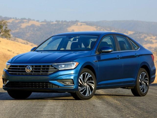 Volkswagen Jetta седан в Кирове