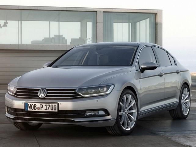 Volkswagen Passat Седан в Набережных Челнах