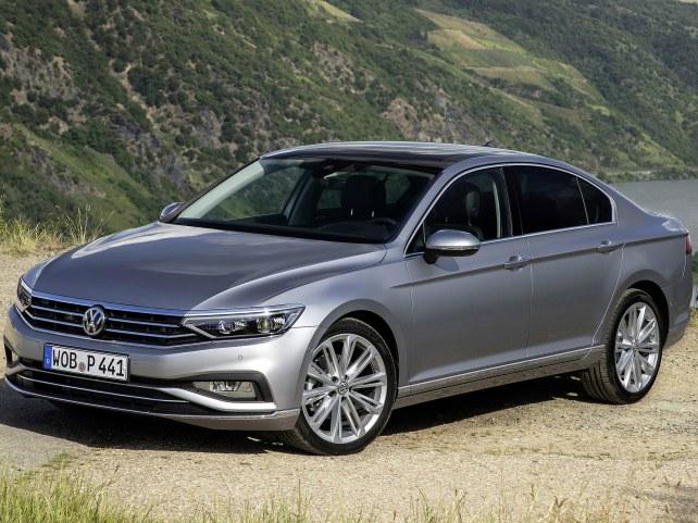 Volkswagen Passat седан в Санкт-Петербурге