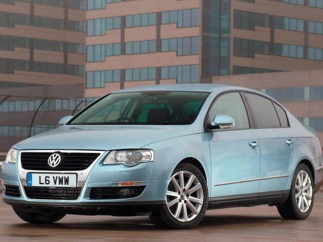 Volkswagen Passat седан в Москве