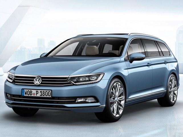 Volkswagen Passat Универсал в Набережных Челнах