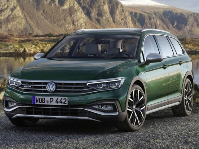 Volkswagen Passat универсал в Тольятти