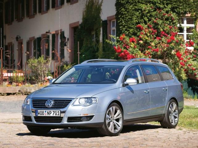 Volkswagen Passat универсал в Москве