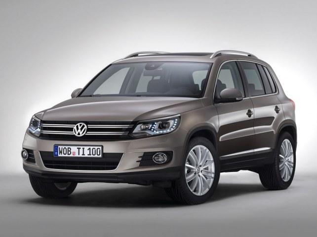 Volkswagen Tiguan в Ростове-на-Дону