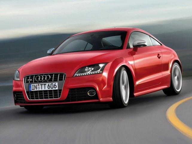 Audi TT S Купе в Москве