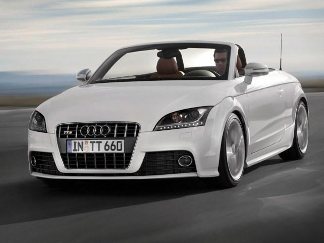 Audi TT S Родстер в Москве
