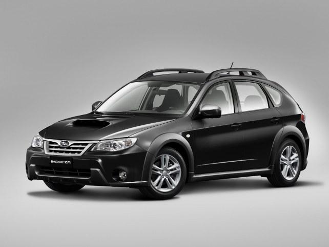 Subaru Impreza XV в Москве