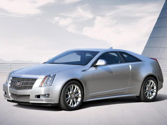 Cadillac CTS Купе в Москве