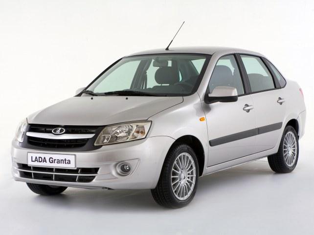 ВАЗ (Lada) Granta Седан (I поколение, 2011 - 2018 г.в.) в Иваново