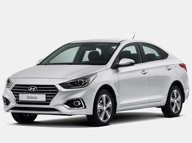 Hyundai Solaris Седан в Сургуте