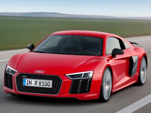 Audi R8 в Москве