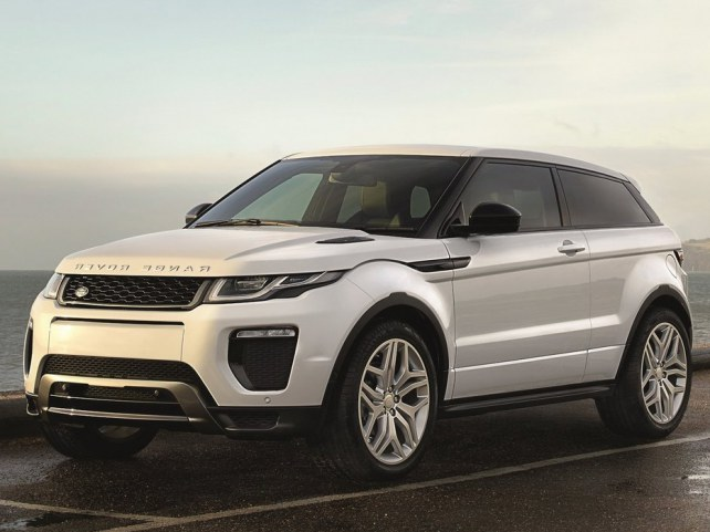 Land Rover Evoque 3-дв. в Ростове-на-Дону