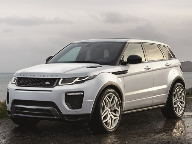 Land Rover Evoque 5-дв. в Самаре