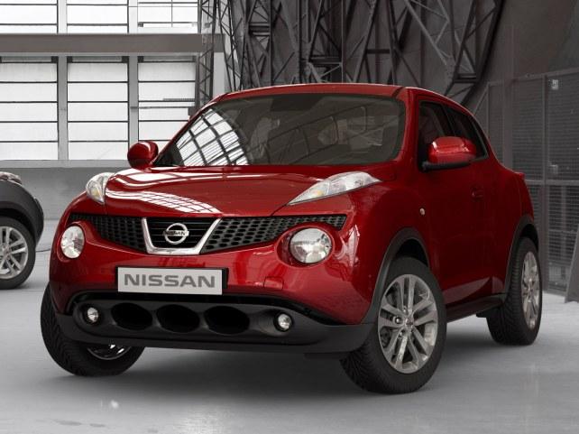Nissan Juke в Москве