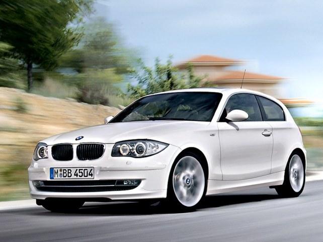 BMW 1-я серия 3-дв. в Москве