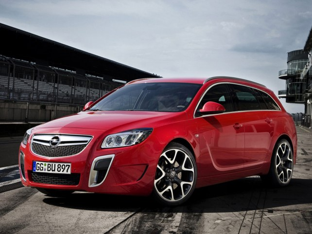 Opel Insignia OPC Универсал в Москве