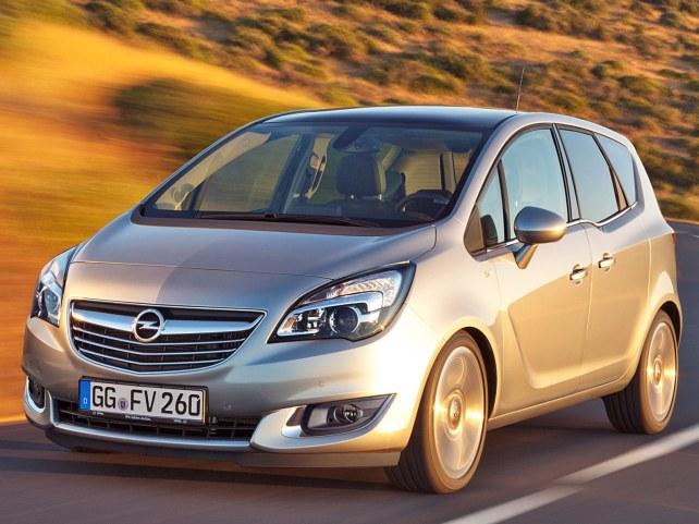 Opel Meriva в Ростове-на-Дону