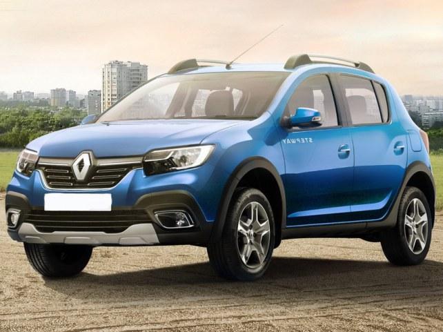 Renault Sandero Stepway в Сургуте