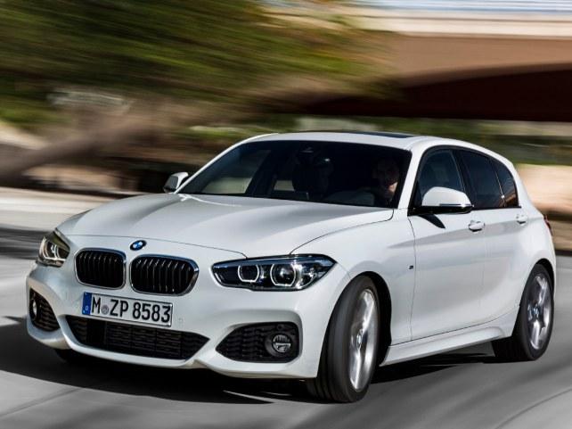 BMW 1-я серия в Москве