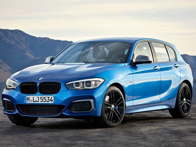 BMW 1-я серия хэтчбек 5-дв. (F20-F21 2-й рестайлинг, 2017 - 2020 г.в.) в Липецке