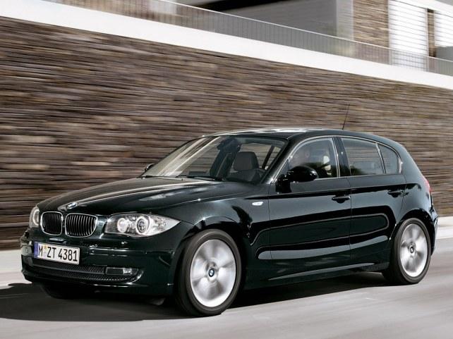 BMW 1-я серия 5-дв. в Москве