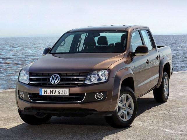 Volkswagen Amarok в Москве