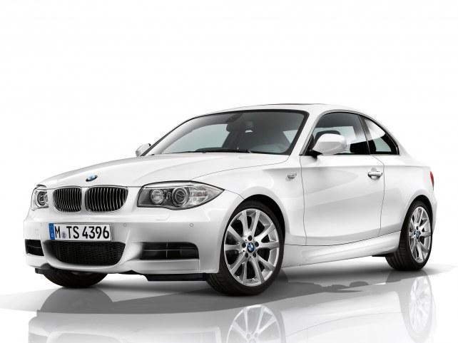 BMW 1-я серия Купе в Москве