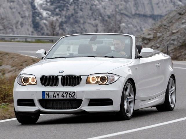 BMW 1-я серия Кабриолет в Москве