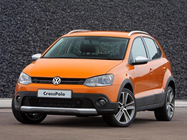 Volkswagen CrossPolo в Москве