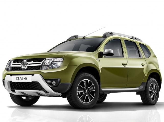 Renault Duster в Москве
