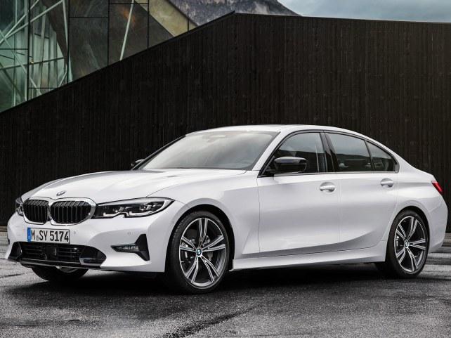 BMW 3-я серия Седан в Оренбурге
