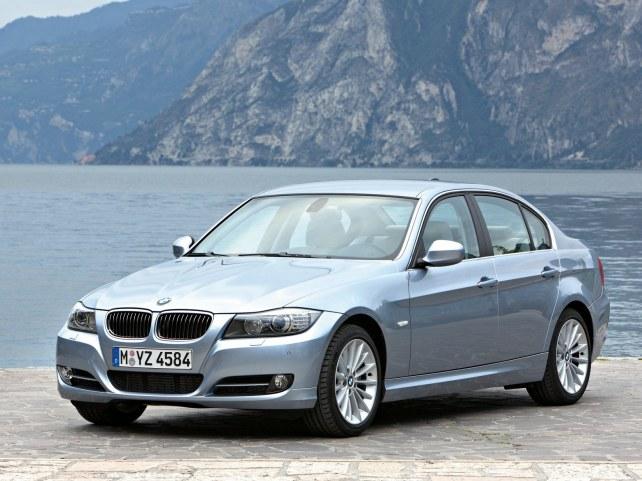 BMW 3-я серия седан в Москве